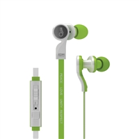 MEElectronics EDM Universe In-Ear Headphones with Inline Microphone and Volume Control