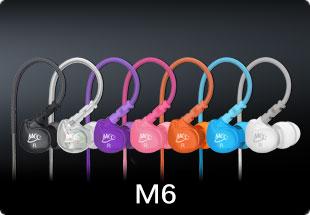MEE audio M6 Earphone User Manual