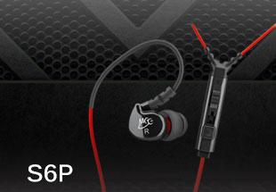 MEE audio S6P Earphone User Manual