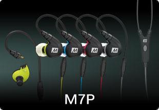 M7P Earphone User Manual